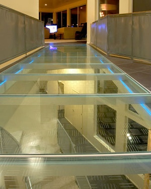 Glass Floors Generally Tend To Work Out Around Twice As Strong Their Wooden Counterparts Owing Both The Inherent Strength Of Itself