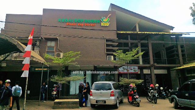 Lowongan Kerja Operator Maintenance PT. Kinarya Satria Durian Penempatan Serang