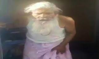 Sadhu beaten up for wearing saffron