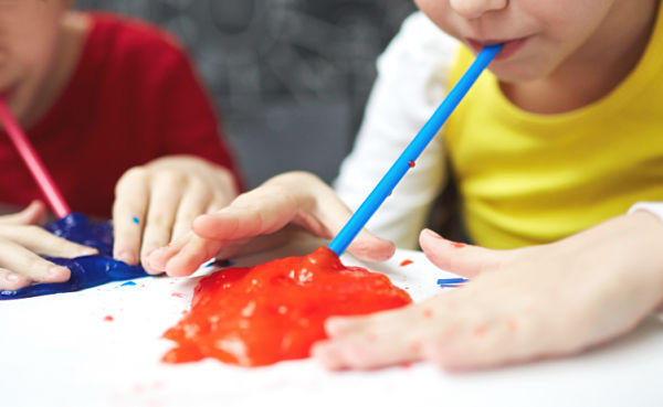 BUBBLE SLIME RECIPE: This is so cool!! #slimerecipe #slime #slimerecipeeasy #bubbleslime #slimebubbles #slimebubbleshowtomake #bubbleslimerecipe #growingajeweledrose