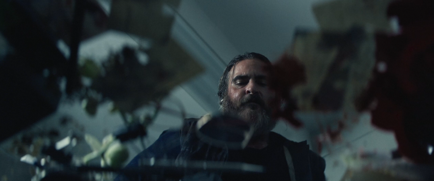 Image result for you were never really here screenshot