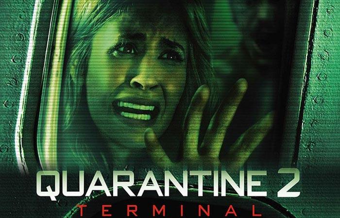 Quarantäne 2 Terminal