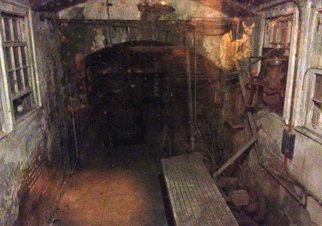 Hantu Alcatraz