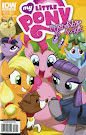 My Little Pony Friendship is Magic #23 Comic Cover Hot Topic Variant