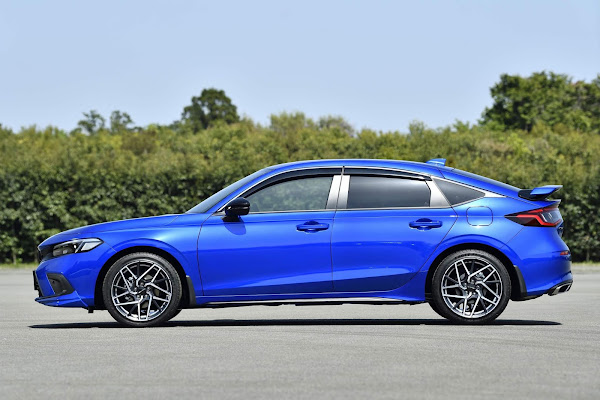 Novo Honda Civic Hatch 2022