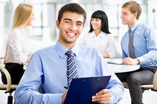 Actitud positiva  en procesos de selección de personal