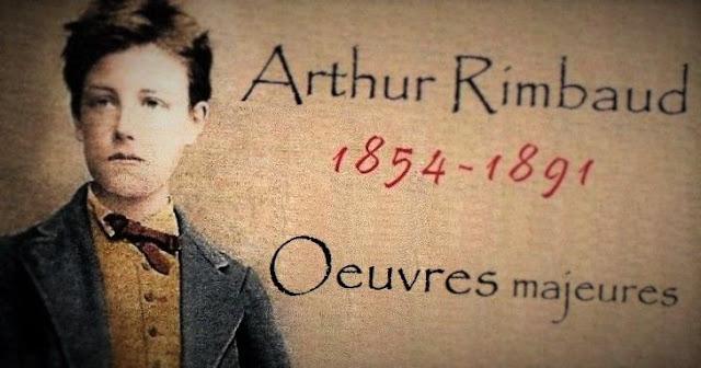 Arthur Rimbaud - Auteur et poète français