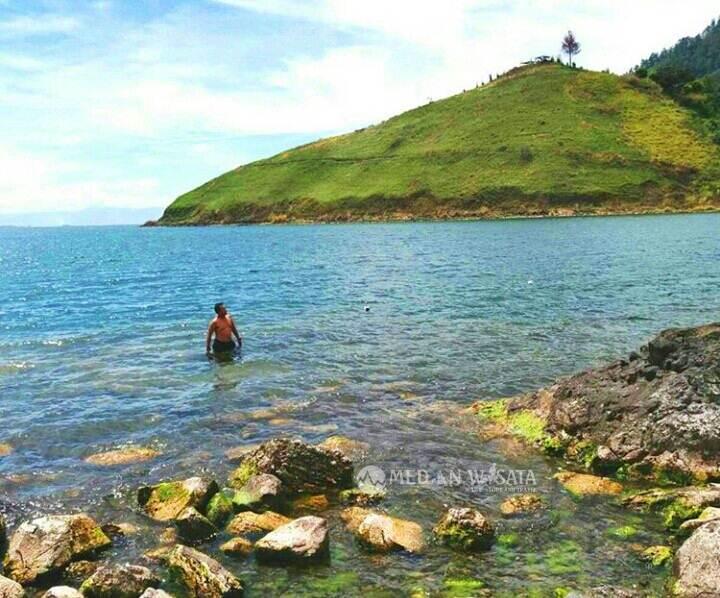 Panorama Danau Toba Dari Bukit Sipolha Medan Wisata Travel Blogger Indonesia From Medan