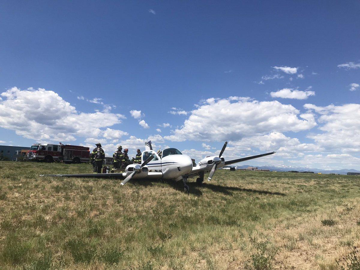 Kathryn's Report: Beechcraft 58 Baron, N9403Q: Incident occurred