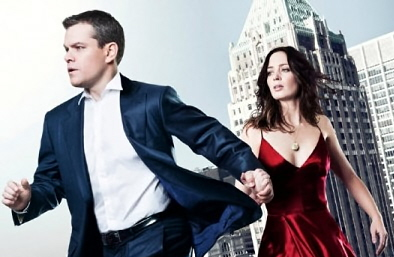 'The Adjustment Bureau' (2011) - A Thriller that Questions Morality. A review of the Matt Damon and Emily Blunt film. Text © Rissi JC