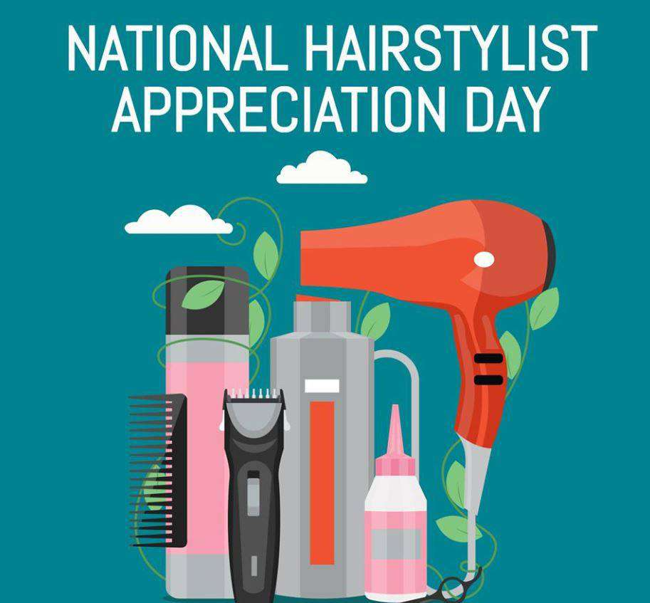National Hairstylist Appreciation Day Wishes Awesome Picture