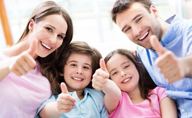 دور الأباء مع الأبناء