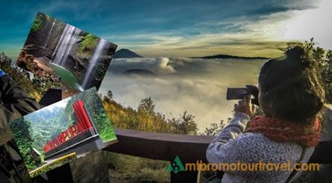 Mount Bromo and Madakaripura Waterfall Tour 2 days 1 night