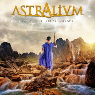 "Το βίντεο των Astralium για το ""Rising Waves From The Ocean"" από το album ""Land of Eternal Dreams"""