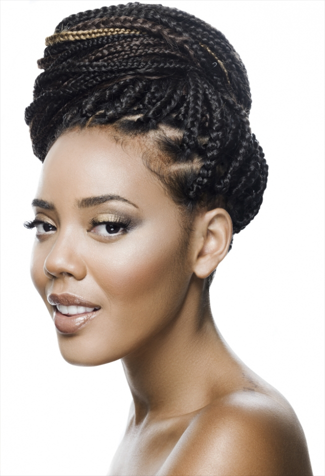 Protective Braids For Natural Hair