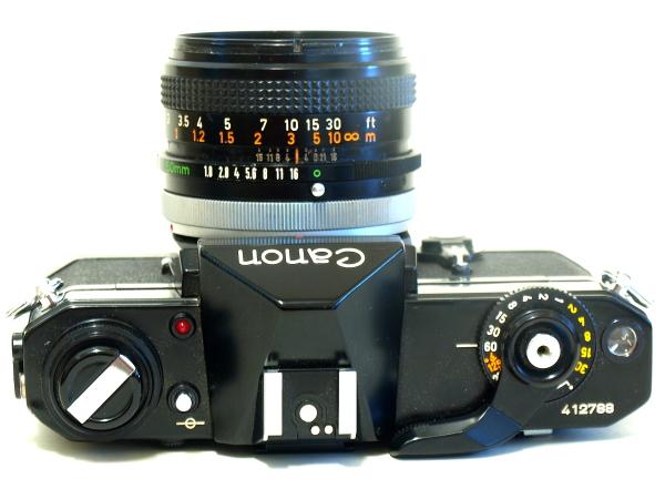 Canon EF, Canon FD 50mm f/1.8