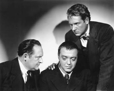 Crime and Punishment - Peter Lorre, Edward Arnold, 1935