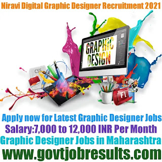 Niravi Digital Graphic Designer Recruitment 2021-22