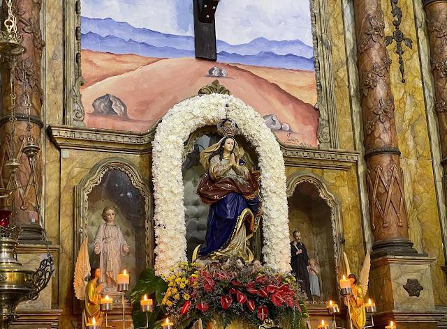 CARUARU: Igreja no Marco Zero celebrará dia de Nossa Senhora da Conceição no próximo dia 08 de Dezembro