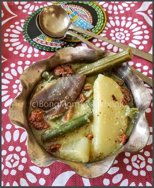 Shukto, Bengali Shukto