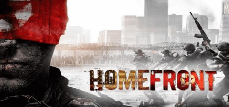 تحميل لعبة هوم فرونت homefront مضغوطة برابط مباشر مجانا