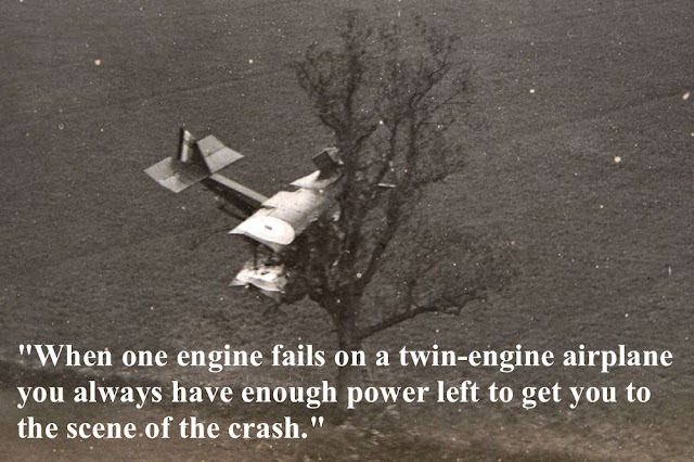 Photos of WWI airplane crash. Airplane crash into a tree. Photos collected by an officer at the Royal Naval Air Service school of flying.  Quote 'When one engine fails on a twin-engine airplane you always have enough power left to get you to the scene of the crash.' Dogfights and other stories of pilots. marchmatron.com