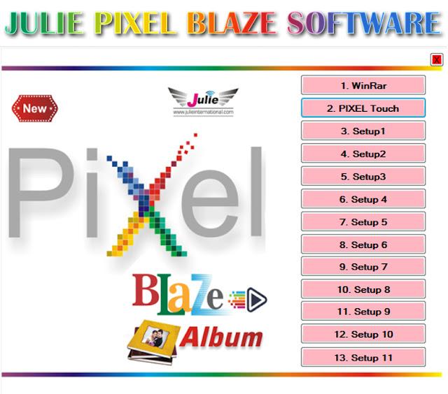 Julie Pixel Blaze Automatically Album Design Software Solutionmethods