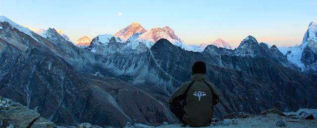 Yan SERRE. Le Népal en solitaire