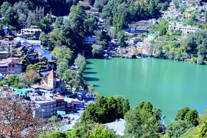 Nainital Travel Guide, a Tourist Attraction with many Adventures
