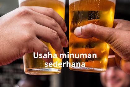 9 Contoh Usaha Minuman Sederhana Tapi Laris Manis !