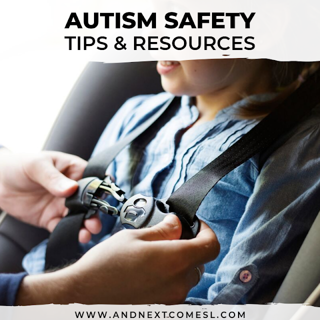 Autism safety tips and resources to help keep a child with autism safe