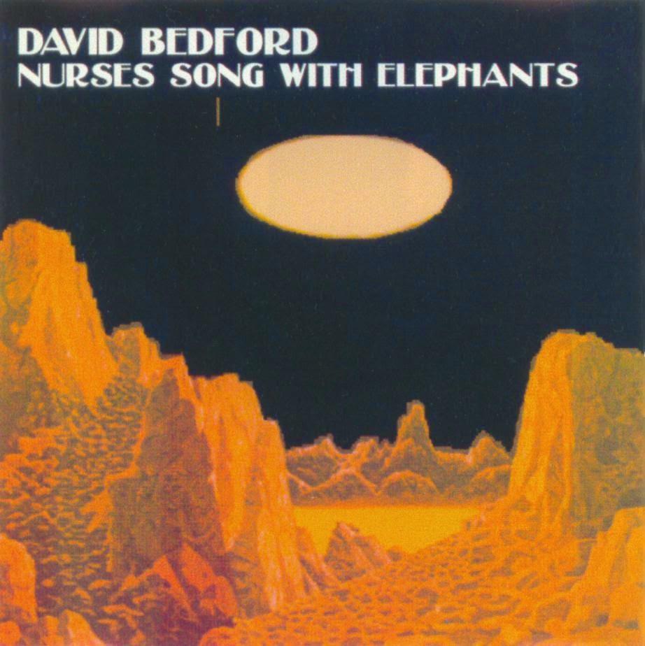 David Bedford Nurses Song With Elephants 1972 60 S