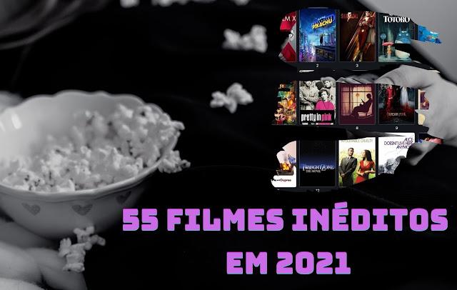 Topa um desafio de filmes pra 2021 ?
