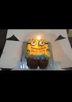 kue ulang tahun panji