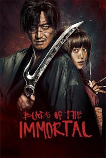 فيلم Blade of the Immortal 2017 مترجم