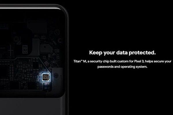 Chip Keamanan Titan M