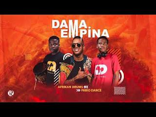 Afrikan Drums - Dama Empina (feat. Fábio Dance)