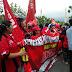 Buruh Batam Demo DiKantor Wali Kota Batam