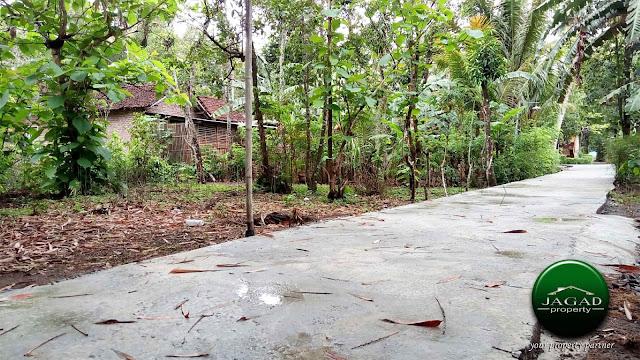 Tanah dekat Pasar Sorobayan, Sanden