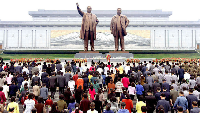 """Corea del Norte realiza simulacros de evacuación masiva en """"preparación para la guerra"""""""