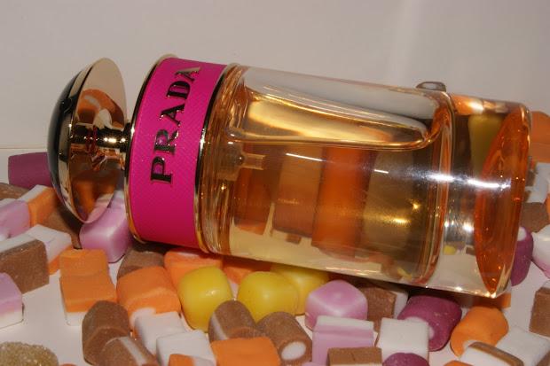 Prada Candy Eau De Parfum Sunday Girl