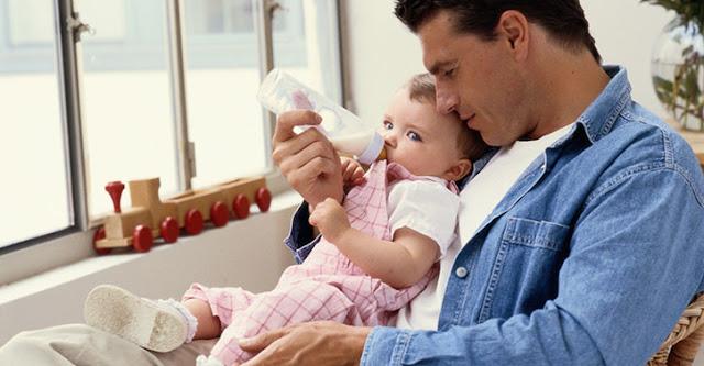 ilk defa baba olanlara hediye