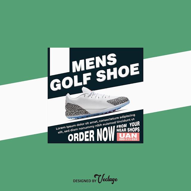 shoe banner design download,