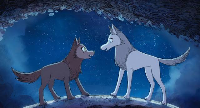 Imagen Wolfwalkers