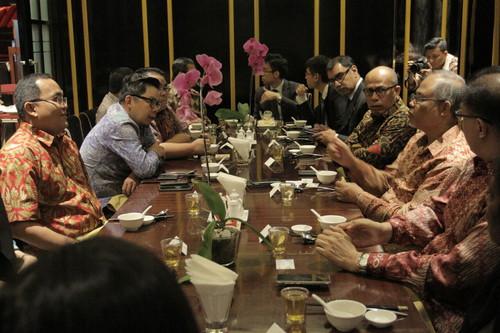 Singapura Berminat Berinvestasi Di Muba