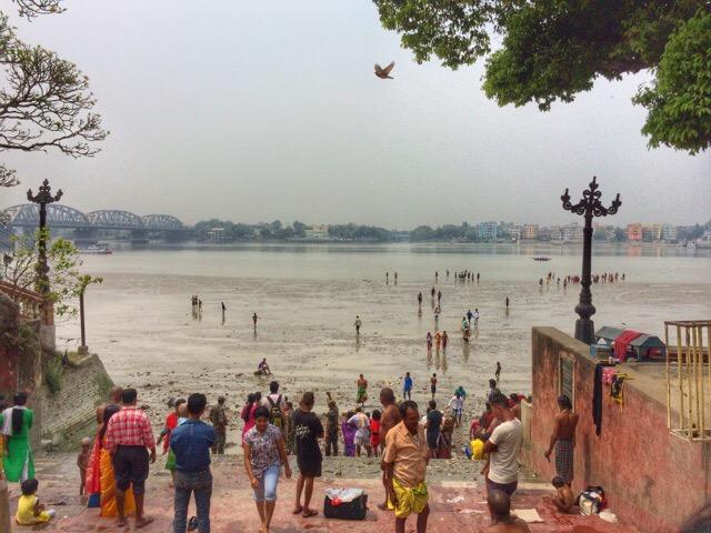 Dakshineswar Ganges Ghat