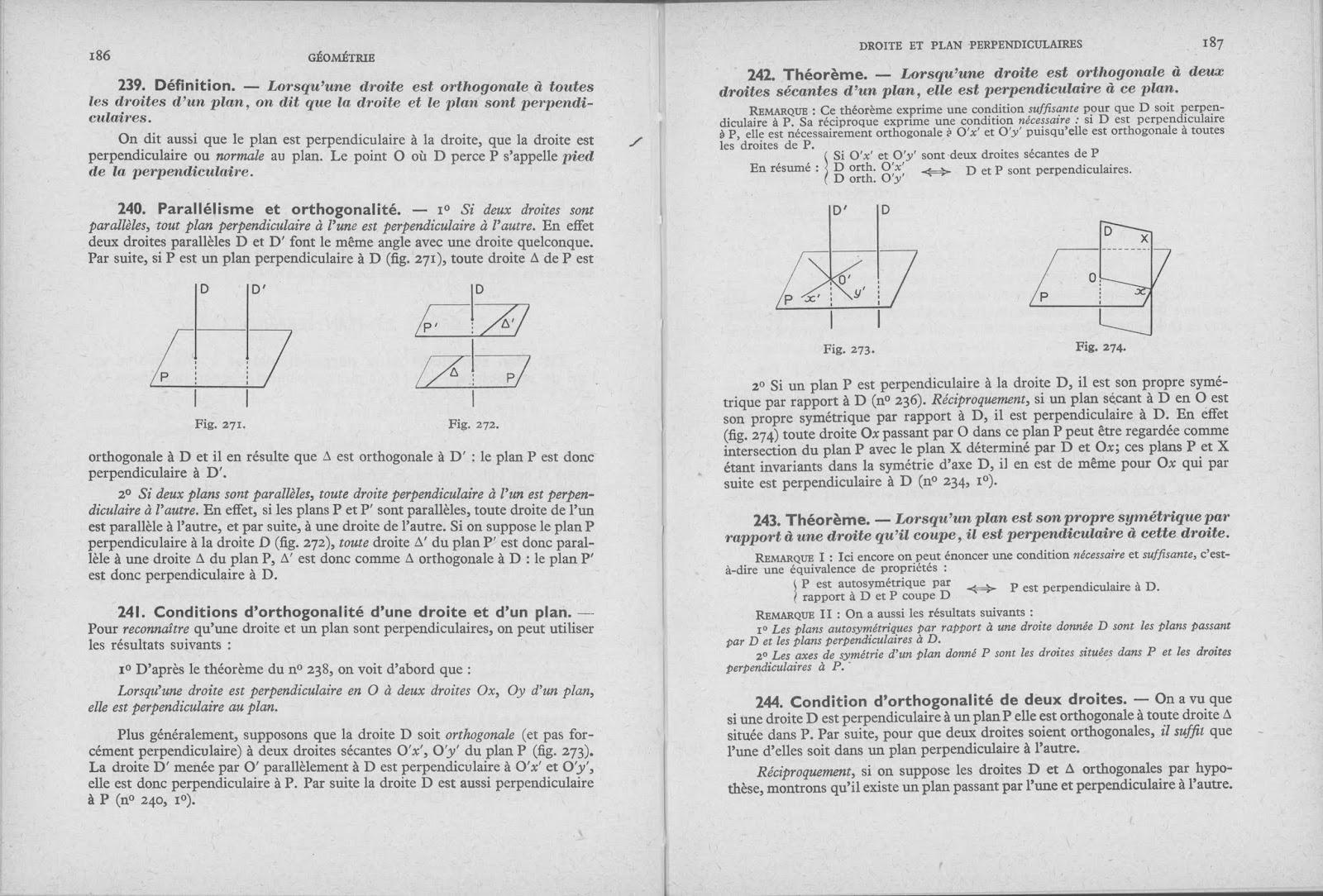 Evaluation Geometrie Droite Perpendiculaires et Parallèles Bout de