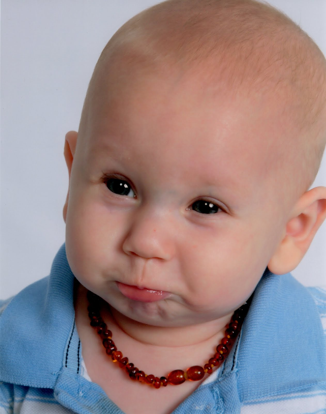 The gallery for --> Cute Sad Baby