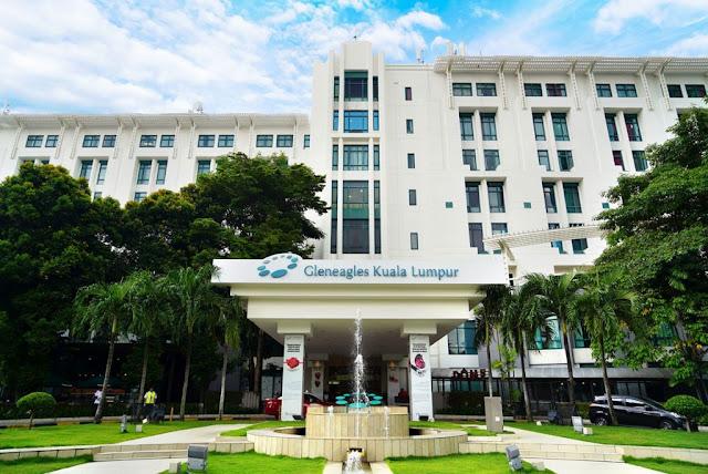 Rumah Sakit di Malaysia