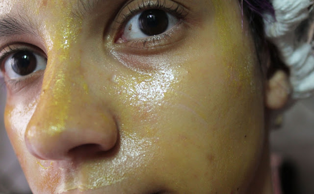 Golden Mask Raavi
